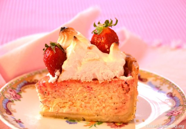 tarte _fromage_blanc_fragole_slice