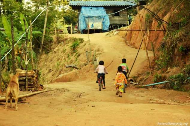 lahu_village